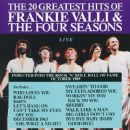 The 20 Greatest Hits of Frankie Valli & The Four Seasons