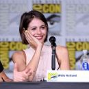 Willa Holland– Comic-Con International 2016 - 'Arrow' Press Line - 454 x 352