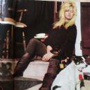 Brigitte Bardot - Salut les Copains Magazine Pictorial [France] (February 1963)