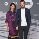 Amelia Warner and Jamie Dornan : The British Independent Film Awards - 454 x 647