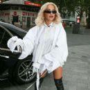 Rita Ora – Seen At Global Radio In London