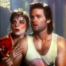 Kurt Russell and Kim Cattrall