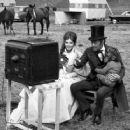 Rex Harrison and Samantha Eggar