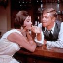 Elizabeth Ashley and George Peppard - 454 x 300