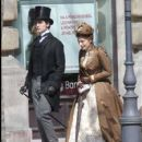 Filming Bel Ami in Budapest