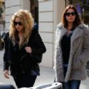 Shakira- Out for Lunch in Barcelona 12/30/2018 - 454 x 303