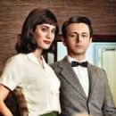 Michael Sheen and Lizzy Caplan