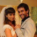 Mariano Martínez and Griselda Siciliani