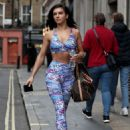 Alexandra Cane – Arriving a radio station in London