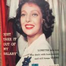 Loretta Young - TV Guide Magazine Pictorial [United States] (16 May 1959) - 454 x 656