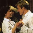 Robert Redford and Kristin Thomas