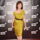 Susan Sarandon - Global Launch Of The Montblanc John Lennon Edition At Jazz At Lincoln Center On September 12, 2010 In New York City