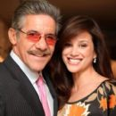 Geraldo with wife Erica