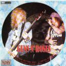 Guns N' Roses - Limited Edition Interview Picture Disc