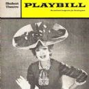 """Eve Arden in """"Hello Dolly!"""" In New York"""