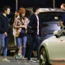 Megan Fox – In a jeans seen leaving SUGARFISH in LA - 454 x 303