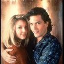 Heather Locklear and Andrew Shue