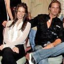 Josh Holloway and Evangeline Lilly