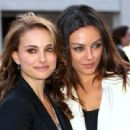 Natalie Portman and Mila Kunis