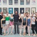 Henry Cavill- March 17, 2017- Visits the Royal Winnipeg Ballet School