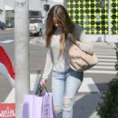 Sofia Vergara Shopping At Herve Leger In West Hollywood