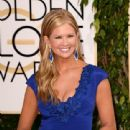 Nancy O'Dell attends the 71st Annual Golden Globe Awards held at The Beverly Hilton Hotel on January 12, 2014 in Beverly Hills, California - 441 x 594