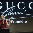 Blake Lively: attend the Gucci Premiere Fragrance Launch at Hotel Cipriani