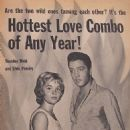Elvis Presley, Tuesday Weld - Screen Parade Magazine Pictorial [United States] (June 1961)