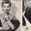 Mitzi Gaynor - Filmski svet Magazine Pictorial [Yugoslavia (Serbia and Montenegro)] (3 May 1962)