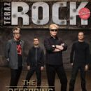 The Offspring - Teraz Rock Magazine Cover [Poland] (August 2012)