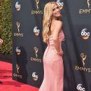 Debbie Matenopoulos- 68th Annual Primetime Emmy Awards - Arrivals - 382 x 600