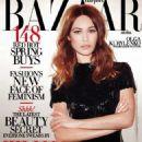 Olga Kurylenko Harpers Bazaar Arabia Cover February 2015