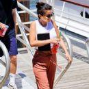 Selena Gomez – On a Yacht in California