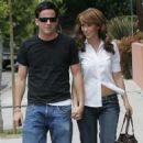 Jennifer Love Hewitt - Gets Some Lunch With Ross McCall, 19.12.2007.