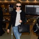 Miranda Kerr spotted leaving out of Narita International Airport,Japan, Sunday April 6, 2014