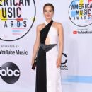 Leighton Meester – 2018 American Music Awards in Los Angeles - 454 x 645