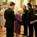 Duchess Catherine and Prince William : UK-India Year of Culture 2017 reception