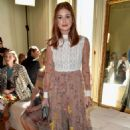 Marina Ruy Barbosa : Valentino - Paris Fashion Week Womenswear Spring/Summer 2017 - 454 x 681