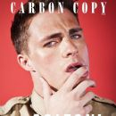 Colton Haynes - Carbon Copy Magazine Cover [United Kingdom] (September 2012)