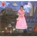 Frida Kahlo - 410 x 364