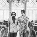 Isabella Rossellini and Martin Scorsese