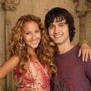 Adrienne Bailon and Michael Steger
