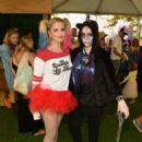 Sarah Michelle Gellar – GOOD + Foundation's 3rd Annual Halloween Bash in Culver City - 454 x 618