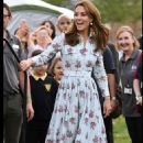 Kate Middleton – Attends the 'Back to Nature' festival in England - 454 x 721