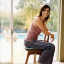 Jorja Fox - Andrew Southam Photoshoot