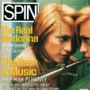 Madonna - Spin Magazine Cover [United States] (January 1996)