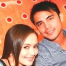 Marvin Agustin and Angelika Dela Cruz