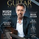 Hugh Laurie - Guitar Aficionado Magazine Cover [United States] (June 2011)