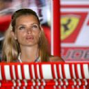 Esther Canadas In Ferrari Box - F1 Grand Prix Of Spain 2007