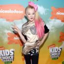 JoJo Siwa: Nickelodeon's 2016 Kids' Choice Awards - Arrivals